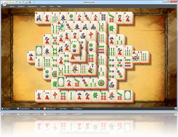 MahJong Suite's screenshot