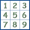 Sudoku Up 2010 - Numbers - 3D - Comic 3D