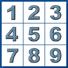 Sudoku Up 2010 - Numbers - 3D - Extra Large 3D
