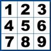 Sudoku Up 2010 - Numbers - Plain - Extra Large