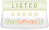 ShareSoftware24 - Listed 5/5!
