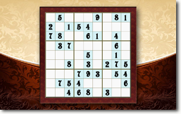 Sudoku Up 2014 - Classic theme