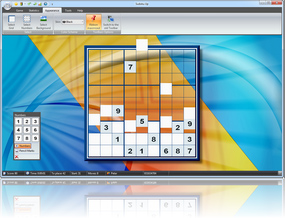 Sudoku Up 2010 - New Spread Deal Animation screenshot