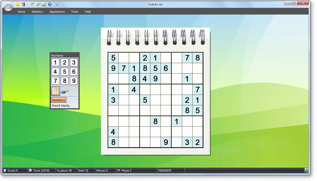 Sudoku Up 2014 Screen shot